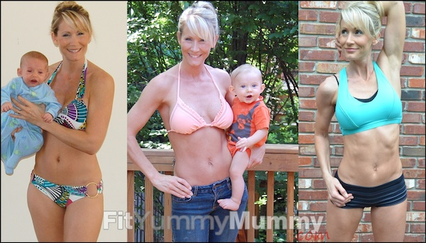 Holly Rigsby Fit Yummy Mummy
